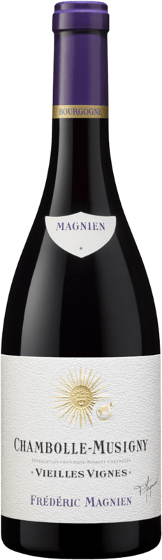 Domaine Magnien CHAMBOLLE-MUSIGNY Vieilles Vignes Bouteille